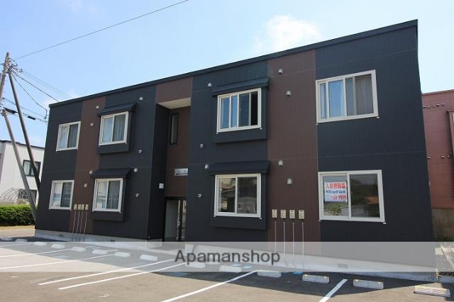 北海道千歳市、千歳駅徒歩20分の築4年 2階建の賃貸アパート