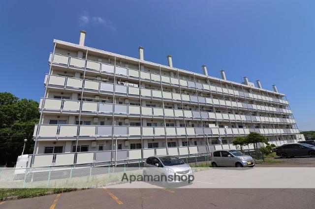 北海道千歳市の築38年 5階建の賃貸マンション