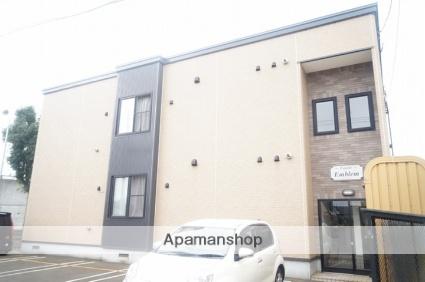 北海道千歳市、長都駅徒歩20分の築12年 2階建の賃貸アパート