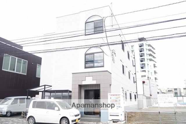 北海道千歳市、千歳駅徒歩19分の築15年 3階建の賃貸マンション