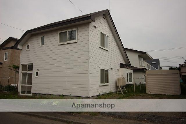 北海道千歳市の築28年 2階建の賃貸一戸建て