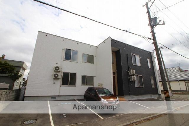 北海道千歳市の新築 2階建の賃貸アパート