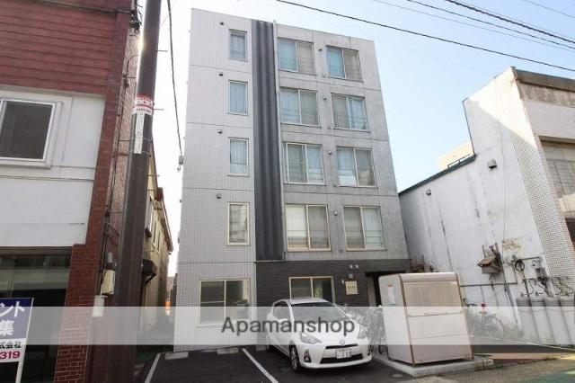 北海道千歳市、千歳駅徒歩9分の新築 5階建の賃貸マンション