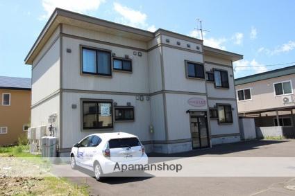 北海道千歳市の築12年 2階建の賃貸アパート
