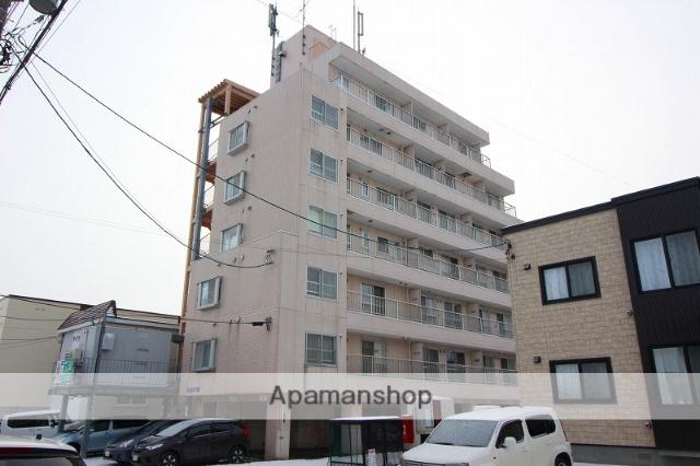 北海道千歳市の築26年 7階建の賃貸マンション
