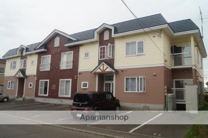 北海道千歳市、千歳駅徒歩30分の築19年 2階建の賃貸アパート