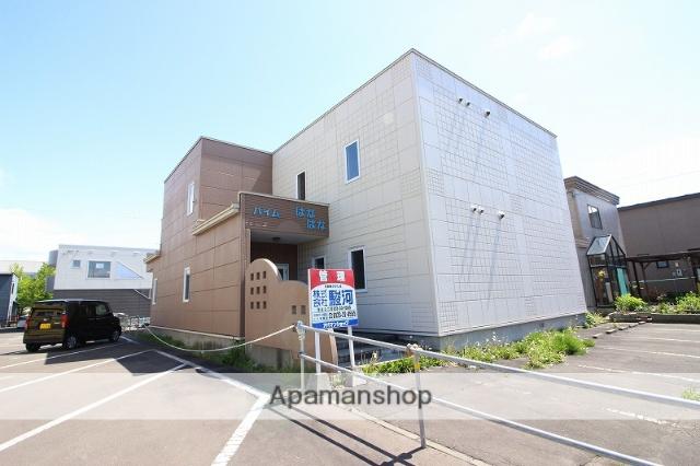 北海道恵庭市、恵庭駅徒歩16分の築15年 2階建の賃貸アパート