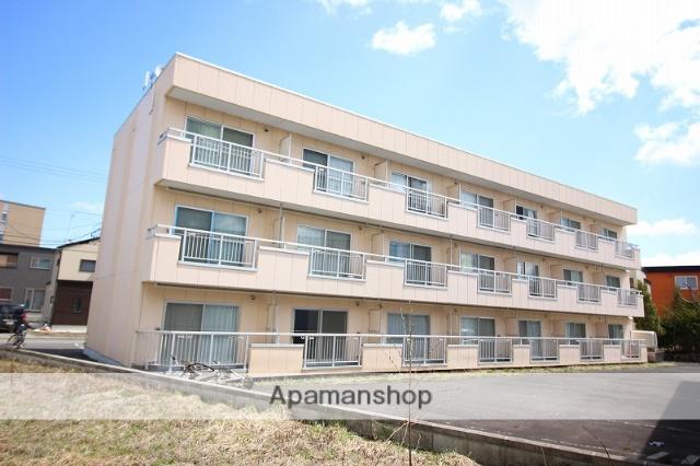 北海道恵庭市、恵庭駅徒歩11分の築29年 3階建の賃貸マンション