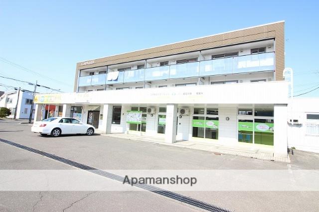 北海道恵庭市、恵み野駅徒歩16分の築24年 3階建の賃貸マンション