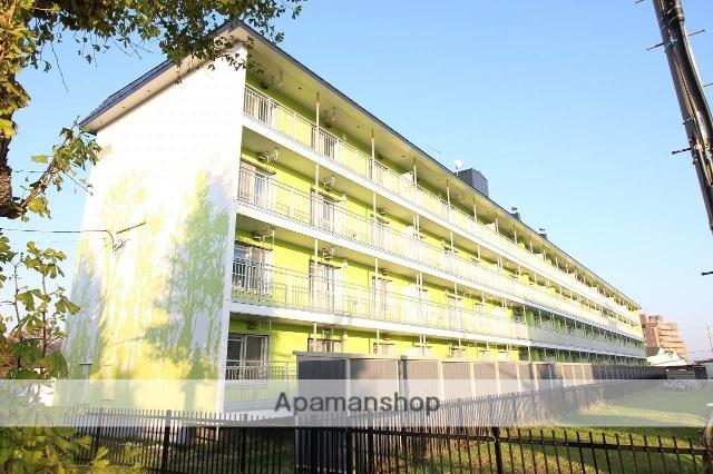 北海道恵庭市、恵庭駅徒歩14分の築37年 4階建の賃貸マンション