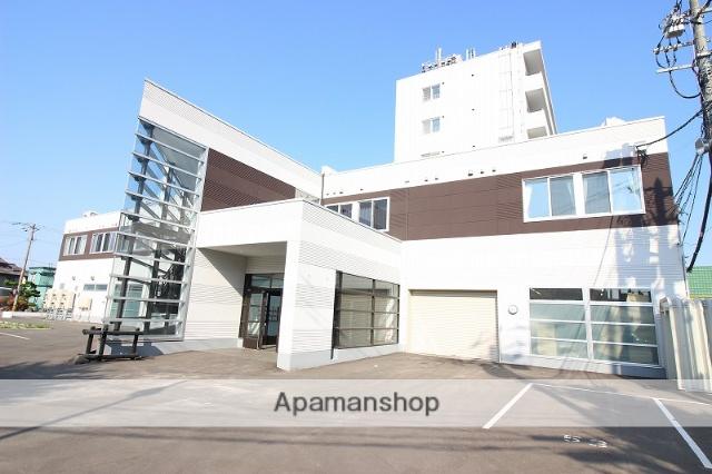 北海道恵庭市、恵み野駅徒歩4分の築28年 2階建の賃貸マンション