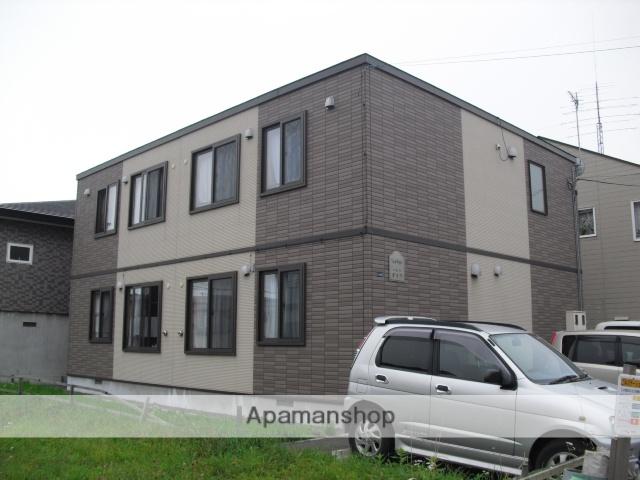 北海道苫小牧市の築11年 2階建の賃貸テラスハウス