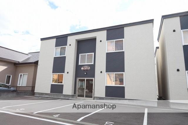 北海道苫小牧市の築3年 2階建の賃貸アパート