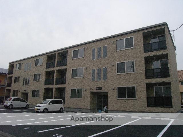 北海道苫小牧市の築8年 3階建の賃貸アパート