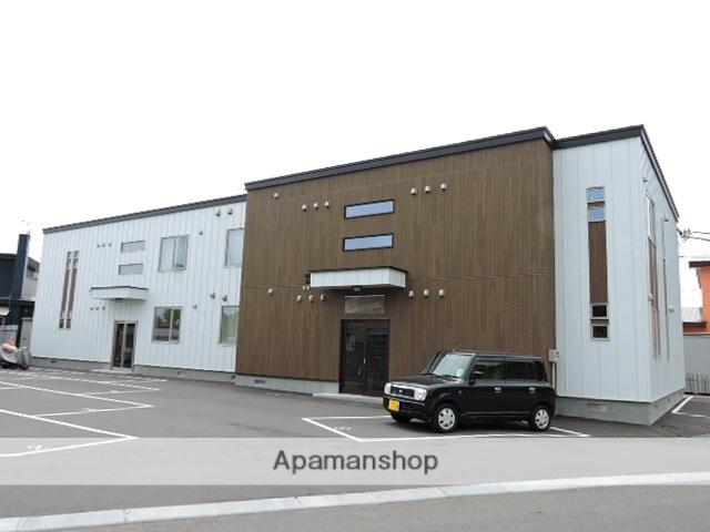北海道苫小牧市の築2年 2階建の賃貸アパート