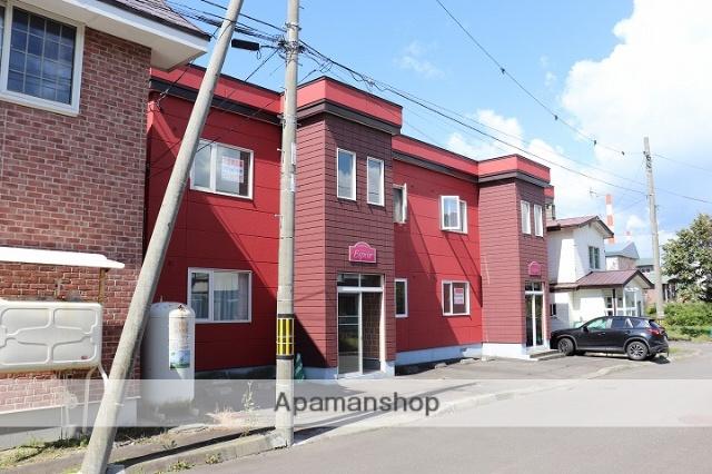 北海道苫小牧市の築12年 2階建の賃貸アパート