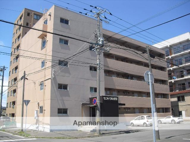 北海道苫小牧市の築39年 5階建の賃貸マンション
