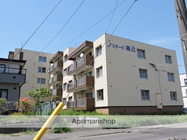 北海道苫小牧市の築25年 5階建の賃貸マンション