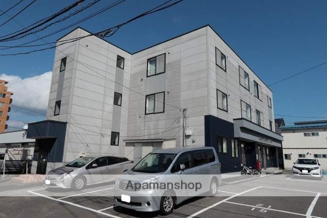 北海道苫小牧市、苫小牧駅徒歩3分の築14年 3階建の賃貸マンション