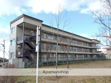 北海道苫小牧市の築27年 3階建の賃貸マンション