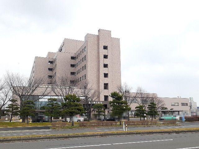 王子総合病院 1300m