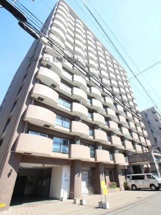 札幌ビオス館[1DK/25.47m2]の外観4
