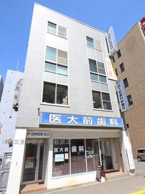 北海道札幌市中央区、西18丁目駅徒歩2分の築36年 4階建の賃貸マンション