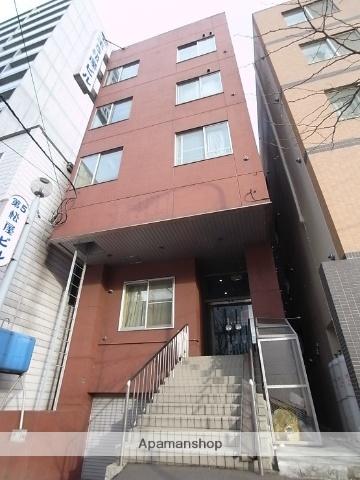 北海道札幌市中央区、札幌駅徒歩10分の築29年 5階建の賃貸マンション
