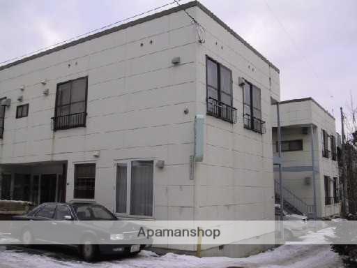 北海道札幌市中央区の築30年 2階建の賃貸アパート