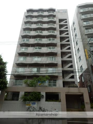北海道札幌市中央区、円山公園駅徒歩14分の築28年 10階建の賃貸マンション