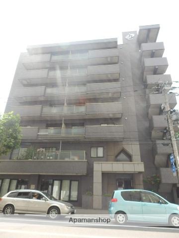 北海道札幌市中央区、桑園駅徒歩14分の築26年 7階建の賃貸マンション