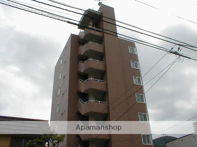 北海道札幌市中央区、西線14条駅徒歩6分の築22年 8階建の賃貸マンション