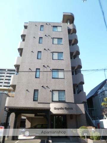北海道札幌市中央区、西28丁目駅徒歩16分の築20年 7階建の賃貸マンション