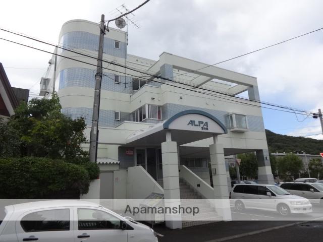 北海道札幌市中央区、西28丁目駅徒歩20分の築27年 4階建の賃貸マンション