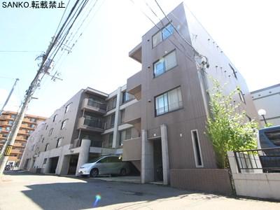北海道札幌市中央区、西線16条駅徒歩6分の築16年 4階建の賃貸マンション