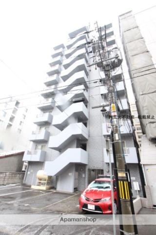 北海道札幌市中央区、円山公園駅徒歩10分の築19年 10階建の賃貸マンション