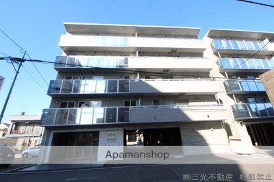 北海道札幌市中央区、西線9条旭山公園通駅徒歩11分の新築 5階建の賃貸マンション