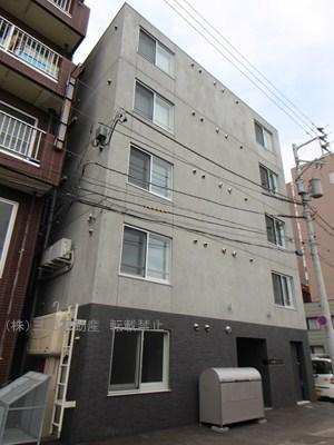 北海道札幌市中央区、中島公園駅徒歩5分の新築 5階建の賃貸マンション