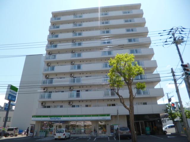 北海道札幌市中央区、西11丁目駅徒歩15分の築7年 10階建の賃貸マンション