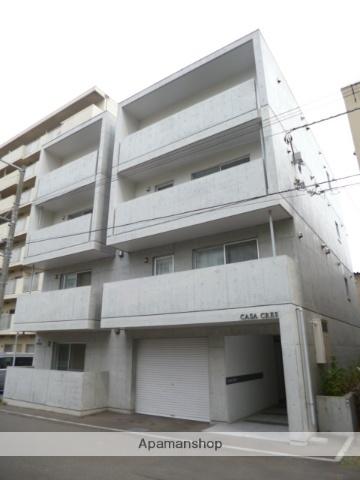 北海道札幌市中央区、桑園駅徒歩14分の築8年 4階建の賃貸マンション