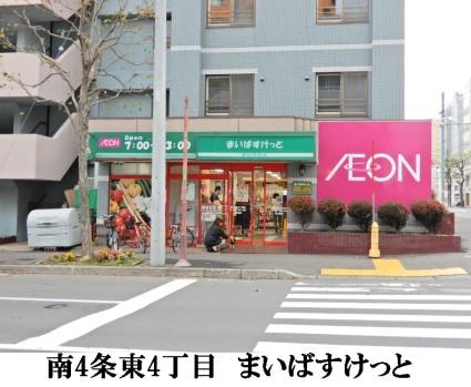 ラフィネタワー札幌南3条[1LDK/39.32m2]の周辺2