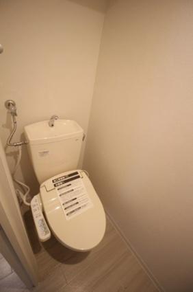 クラリス中島公園[1LDK/43.13m2]のトイレ