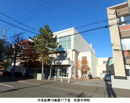 Dolce Fushimi[1LDK/39.51m2]の周辺7