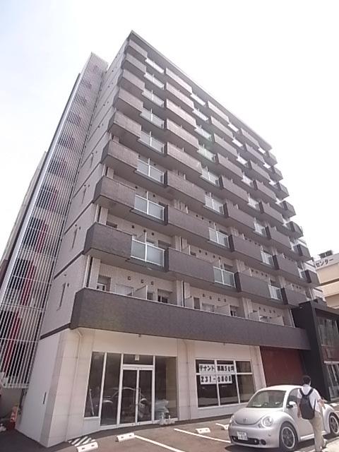 北海道札幌市中央区、西11丁目駅徒歩7分の築5年 10階建の賃貸マンション