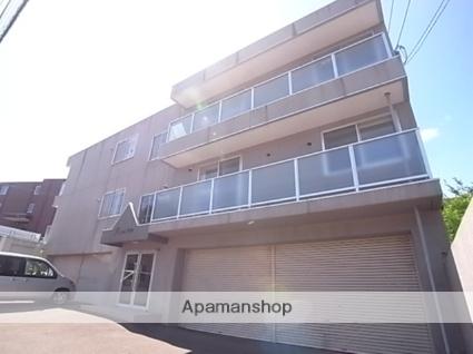 北海道札幌市中央区の築21年 3階建の賃貸マンション