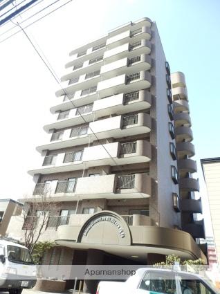 北海道札幌市中央区、西15丁目駅徒歩7分の築26年 10階建の賃貸マンション