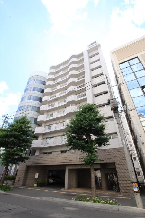 北海道札幌市中央区、円山公園駅徒歩11分の築30年 11階建の賃貸マンション