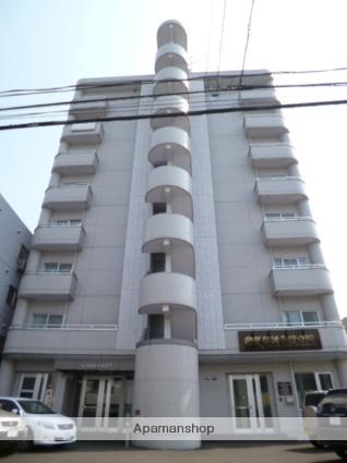 北海道札幌市中央区、円山公園駅徒歩7分の築25年 8階建の賃貸マンション