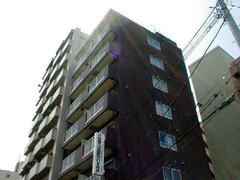 北海道札幌市中央区、中島公園駅徒歩6分の築30年 8階建の賃貸マンション