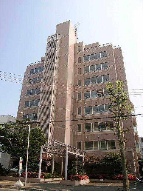 北海道札幌市中央区、西18丁目駅徒歩6分の築26年 9階建の賃貸マンション